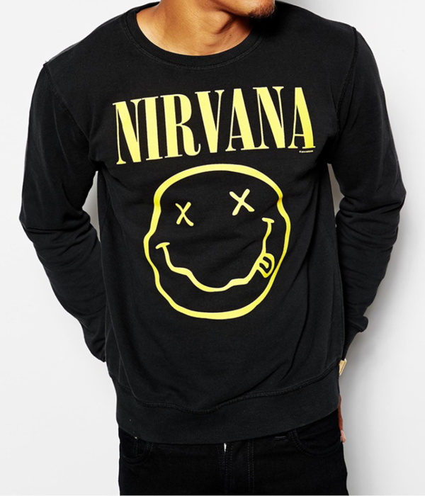 Black Nirvana Sweat